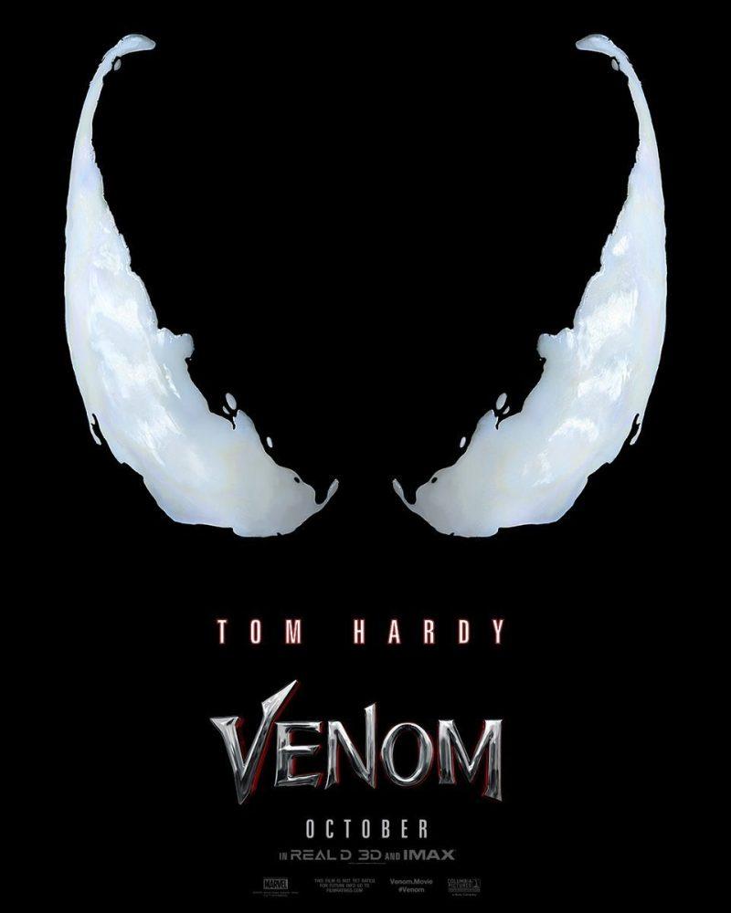 Une bande-annonce et une affiche — VENOM (Spider-Man)