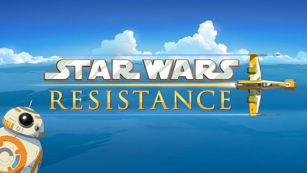 La nouvelle série d'animation dévoilée — Star Wars Resistance