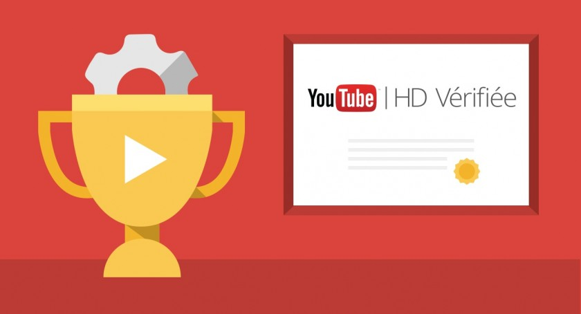 Video Quality Report - YouTube HD Verifiee