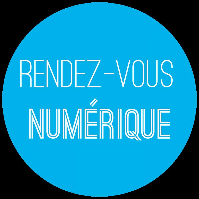 Logo Rendez-Vous Numerique 2014