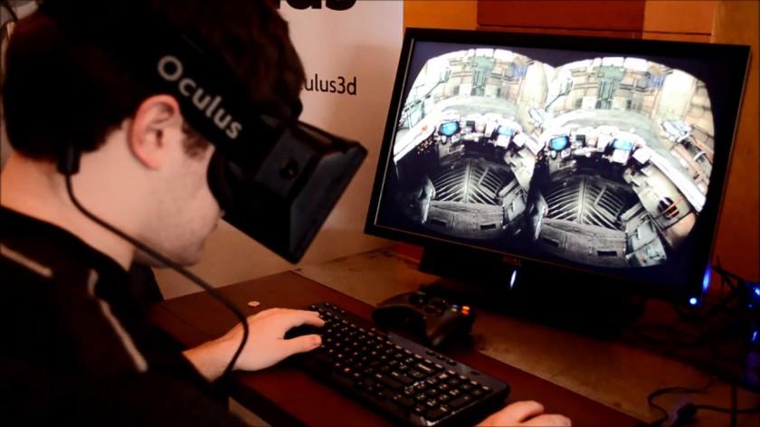 Oculus Rift - Montreal en Lumiere 2014 - Financiere Sun Life