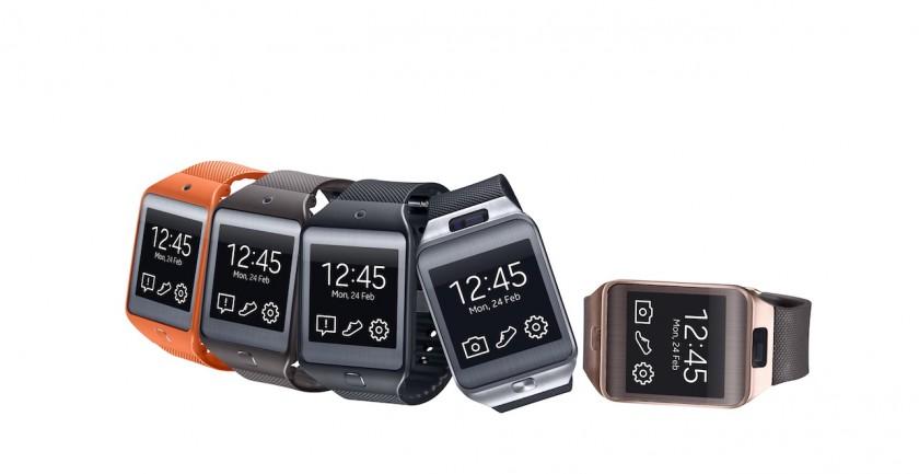 Samsung Gear 2 et Gear Neo 2