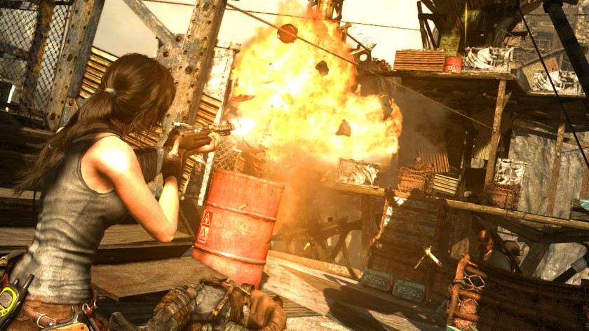 Tomb Raider Definitive Edition - Sony PlayStation 4 (PS4)