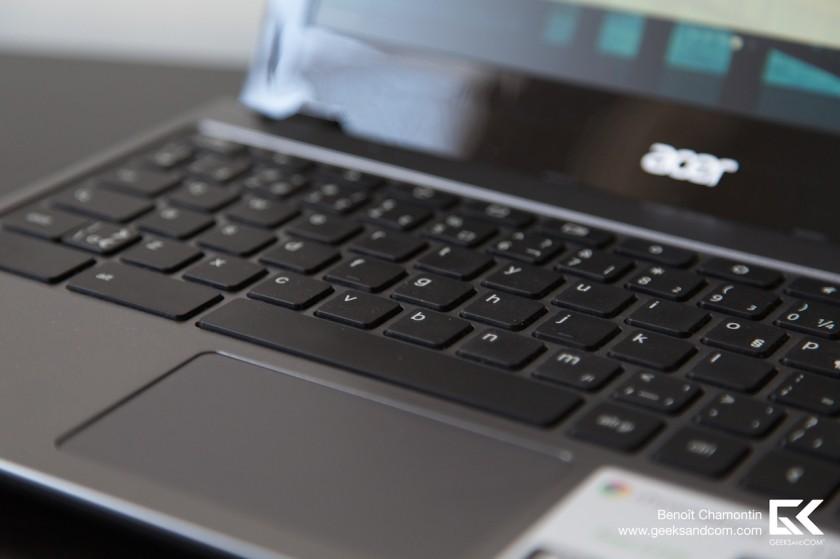 Acer Chromebook C720 - Test Geeks and Com