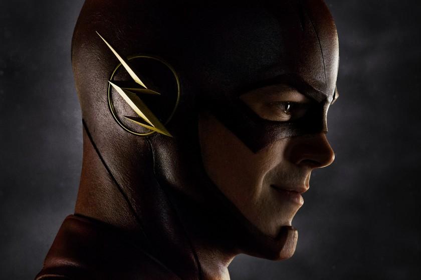 Grant Gustin - The Flash - Fevrier 2014