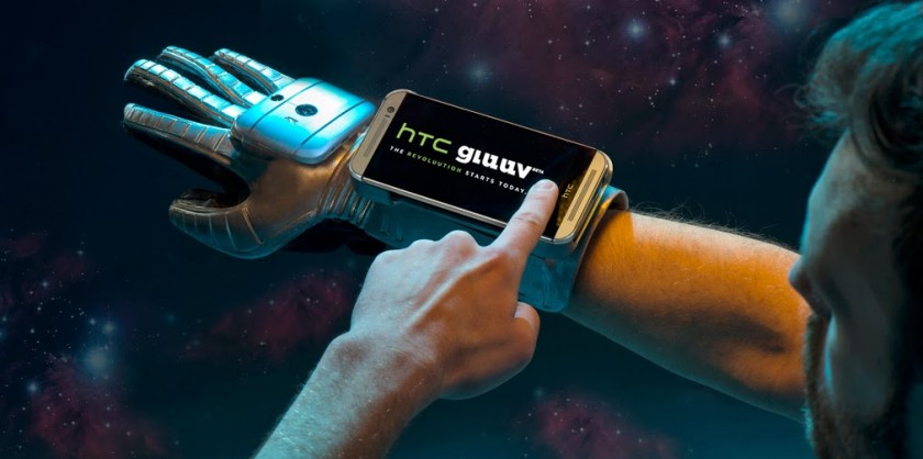 HTC Gluuv - PowerGlove HTC One M8