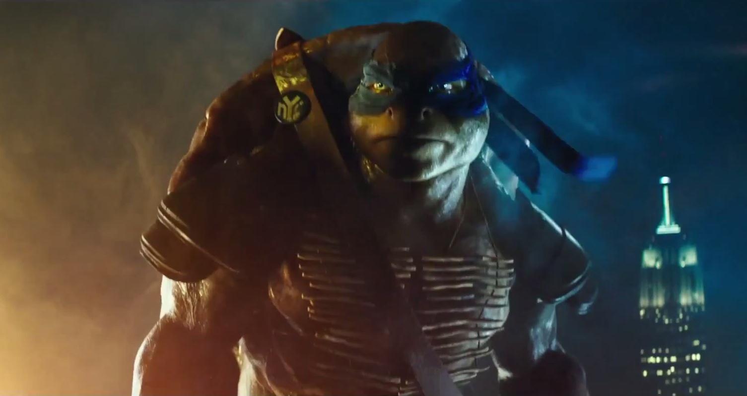 Une Première Bande Annonce Pour Teenage Mutant Ninja Turtles (Les Tortues Ninja)