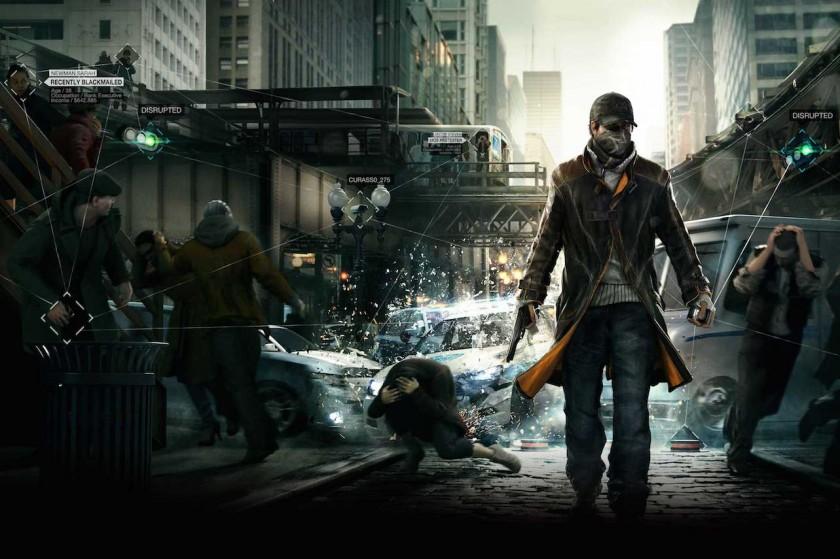 Ubisoft - Watch Dogs