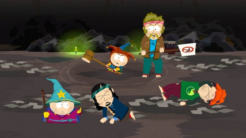 south park the stick of truth gameplay 3