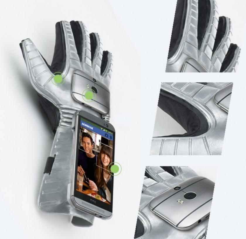 HTC Gluuv 1 - PowerGlove HTC One M8
