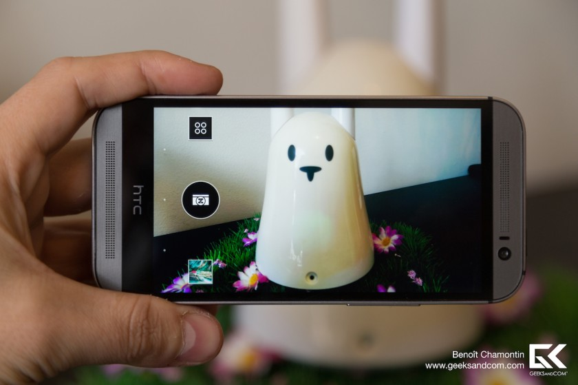 HTC One M8 - Test Geeks and Com 1