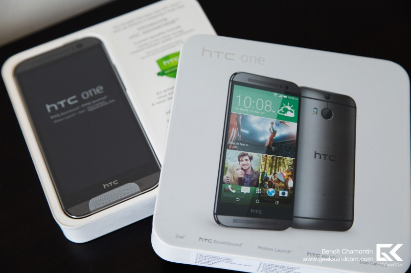 HTC One M8 - Test Geeks and Com 6