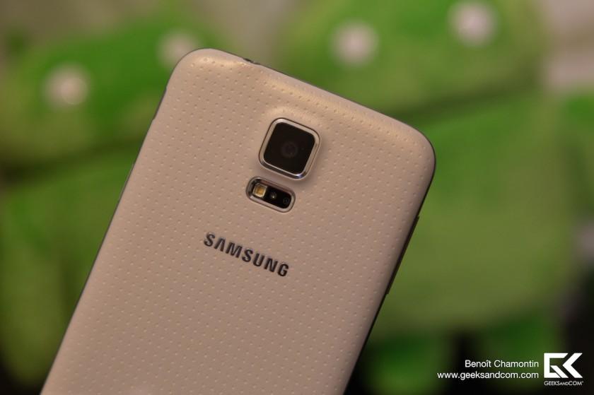 Samsung Galaxy S5 - Test Geeks and Com 1