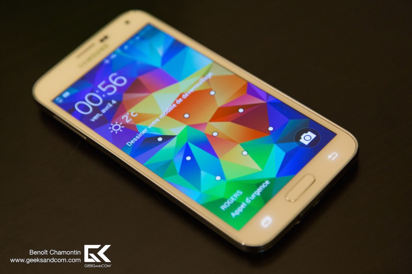 Samsung Galaxy S5 - Test Geeks and Com 2