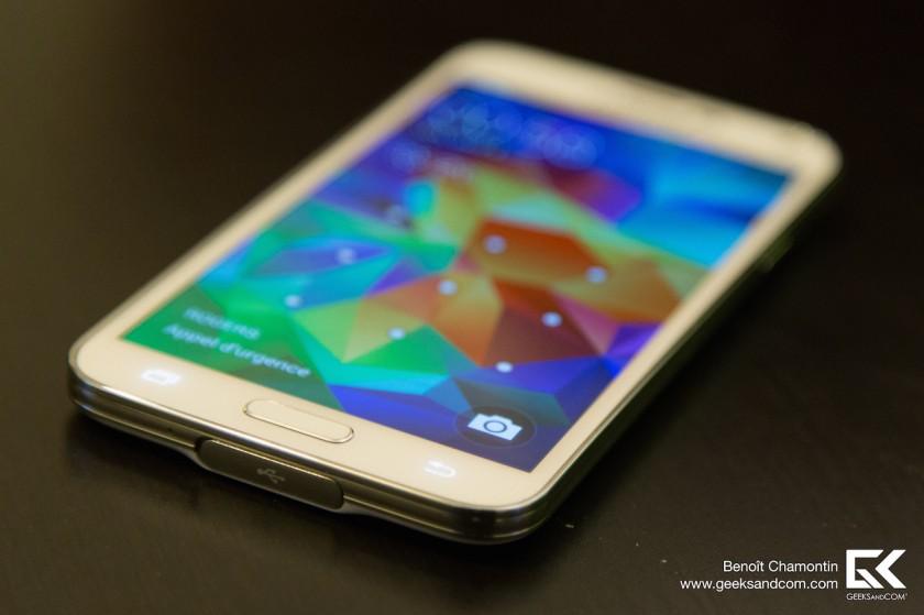 Samsung Galaxy S5 - Test Geeks and Com 3