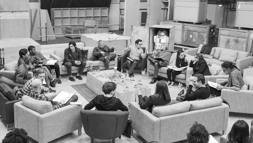 Star Wars Episode VII - Casting