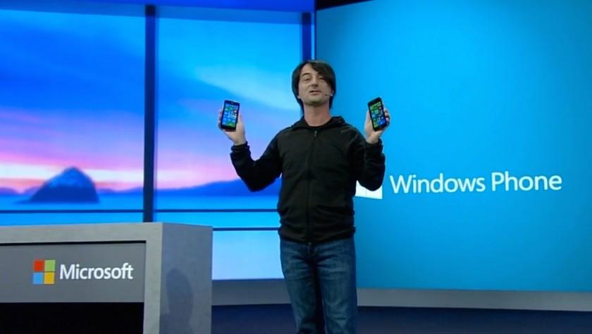 Windows Phone 8-1 - Microsoft Build 2014 - Joe Belfiore