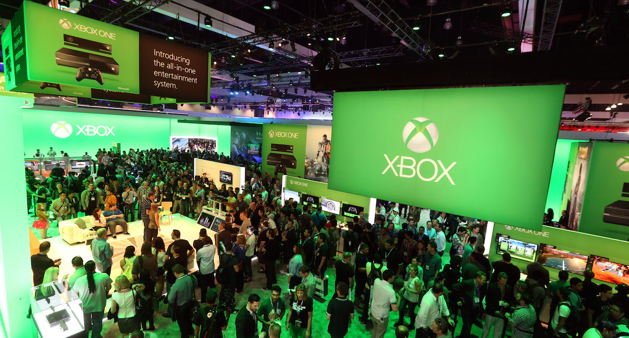 Xbox One Booth at E3