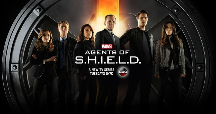 Agents of Shield - Marvel - ABC