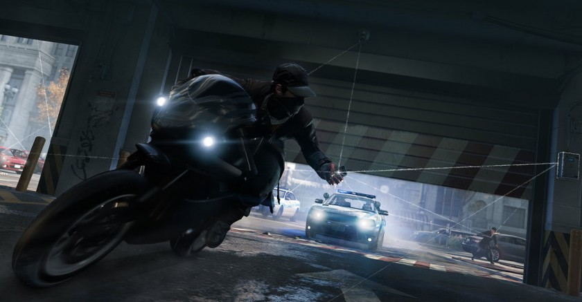 Ubisoft - Watch Dogs 1