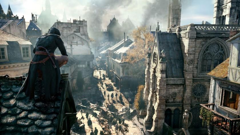 Assassin Creed Unity - Ubisoft 2
