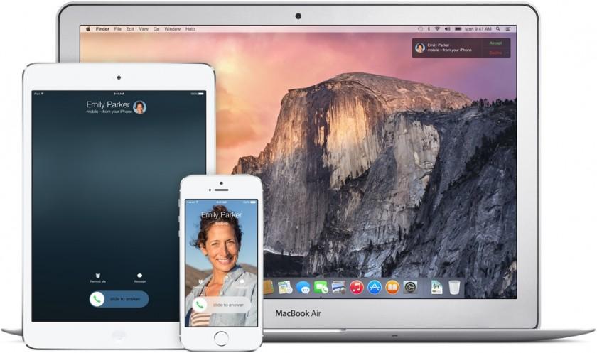 Continuity - Apple WWDC 2014