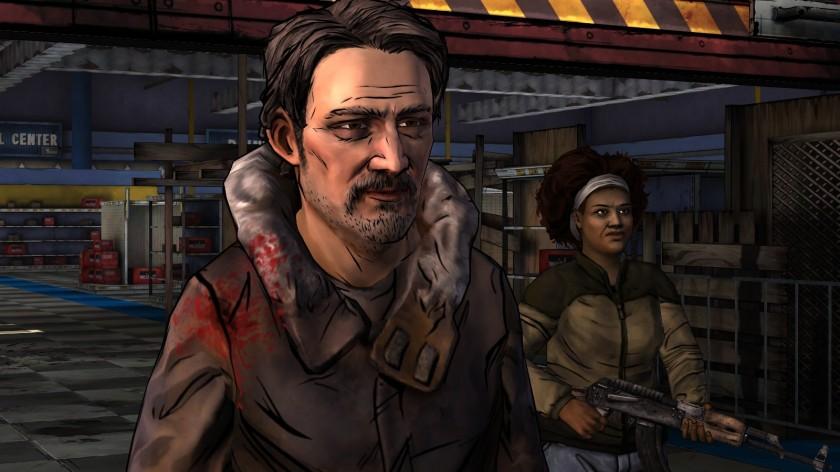 The Walking Dead - In harm's way - Carver