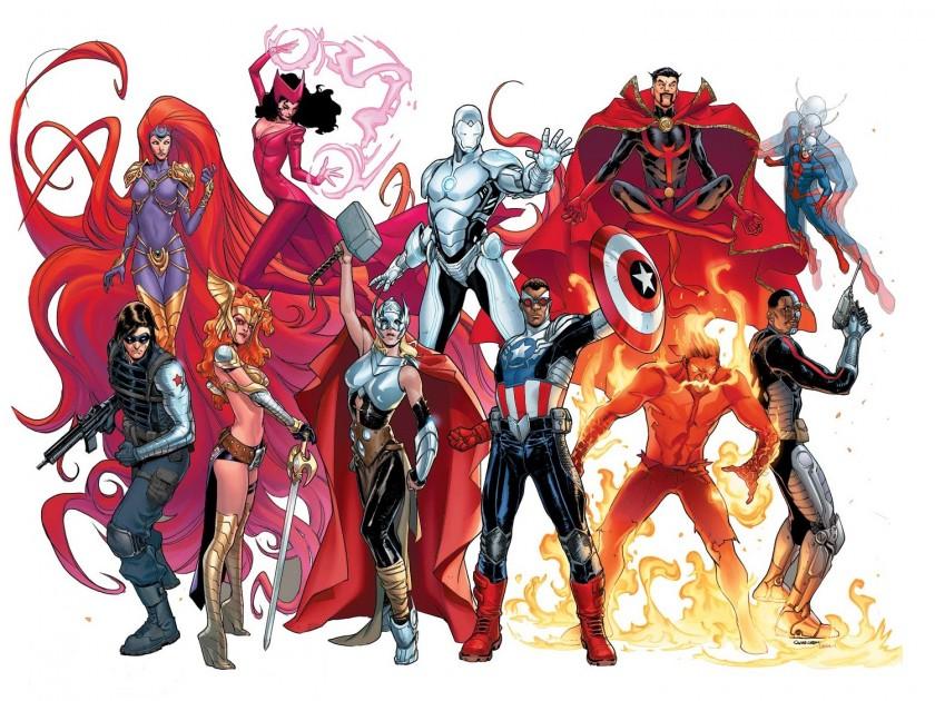 Avengers NOW - Marvel