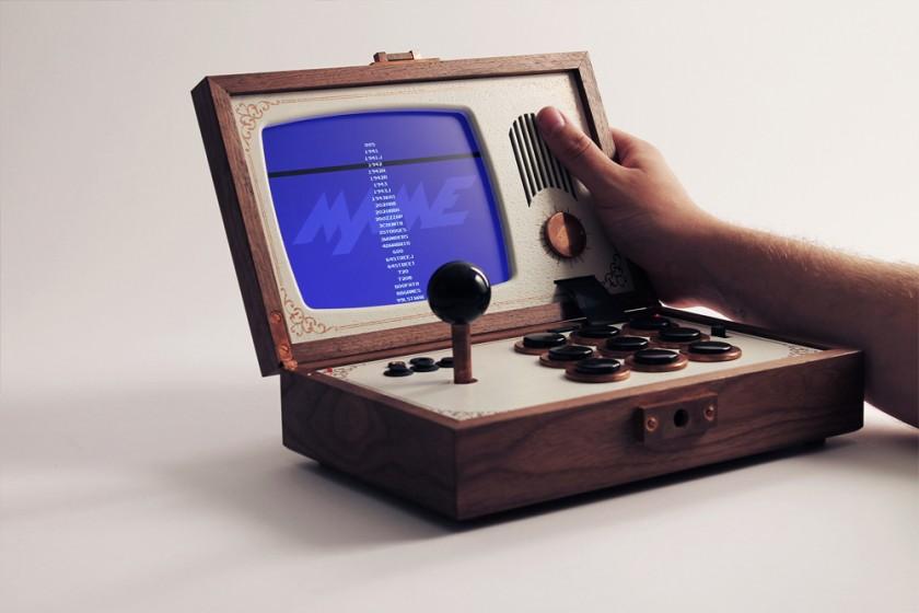 R-Kaid-R - Console arcade portable 1