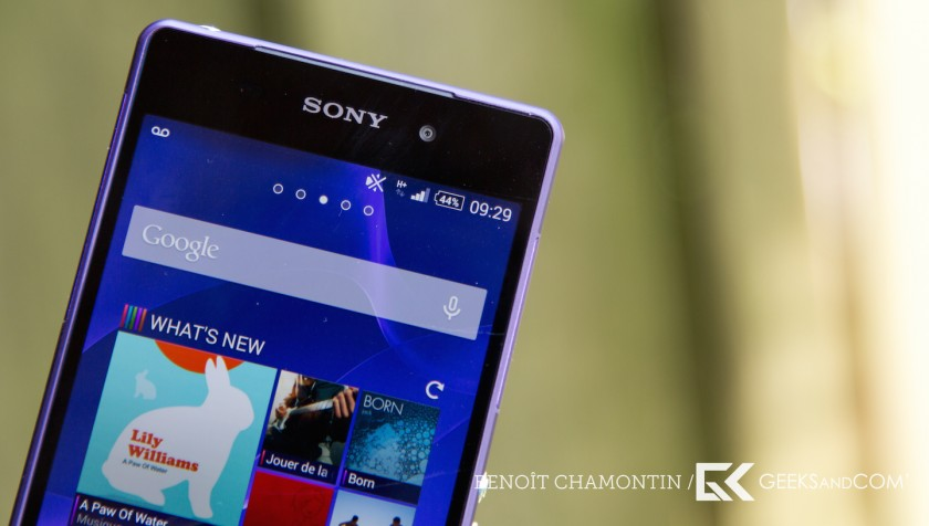 Sony Xperia Z2 - Test Geeks and Com -1