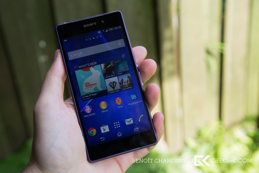 Sony Xperia Z2 - Test Geeks and Com -2