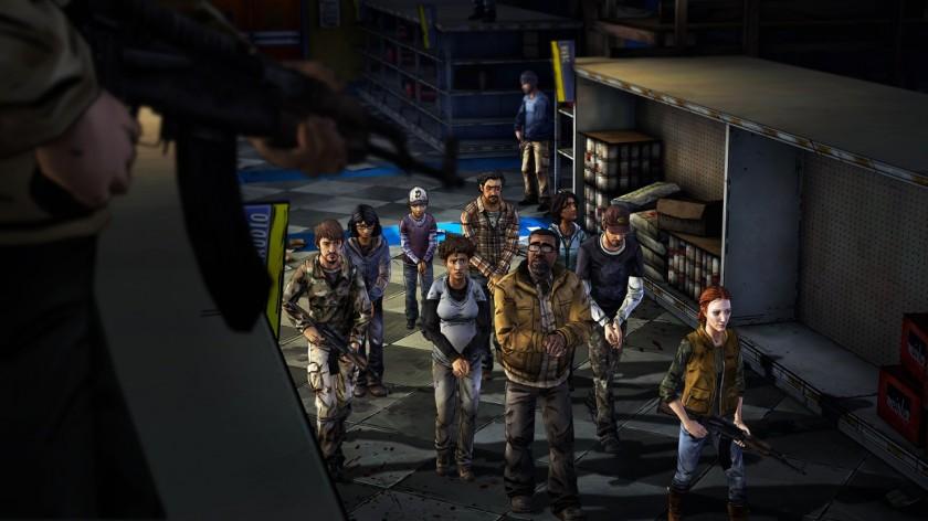 La communauté de Carver, bien protégée, ressemble fortement à une prison