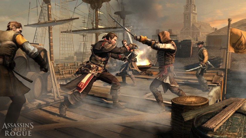 Assassins Creed Rogue - Ubisoft 1