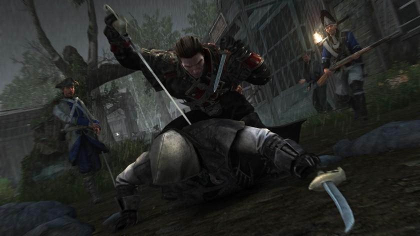 Assassins Creed Rogue - Ubisoft 3