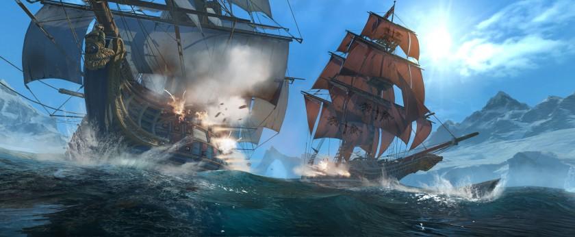 Assassins Creed Rogue - Ubisoft 4