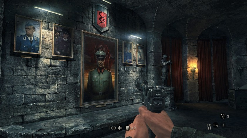Wolfenstein PS4 Gameplay (7)