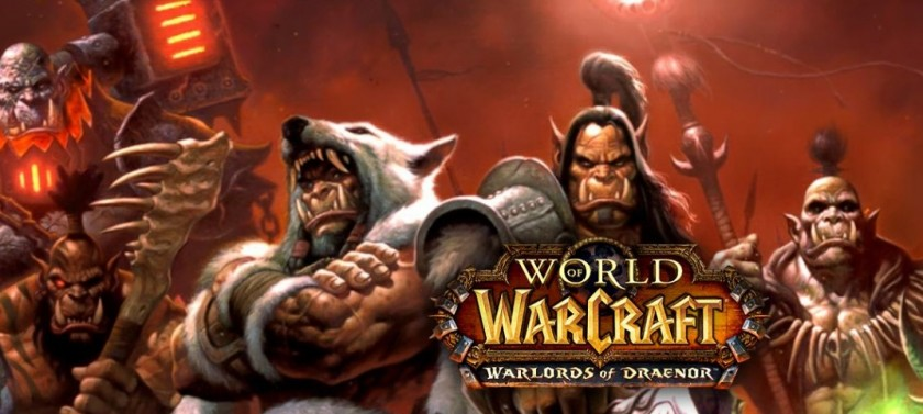 World of Warcraft - Warlords of Draenor - WOW