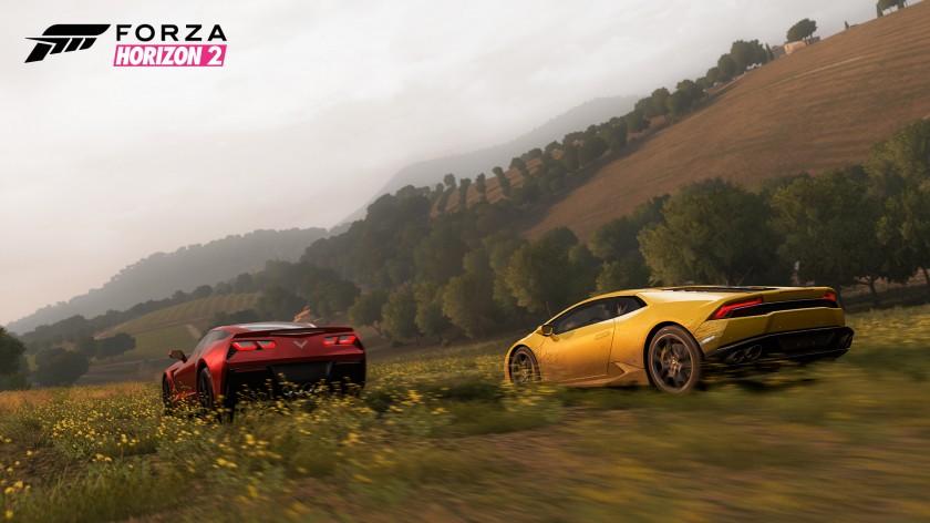 Forzan Horizon 2 - Xbox One