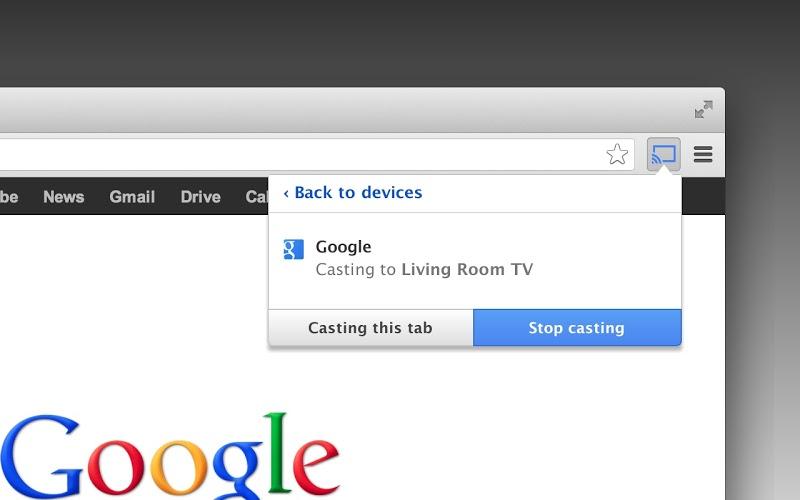 Google Cast - Chromecast