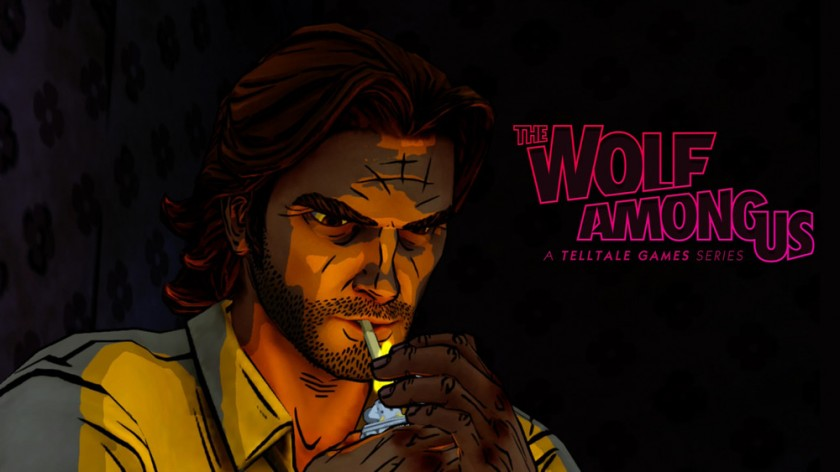 The Wolf Among Us cover - 2
