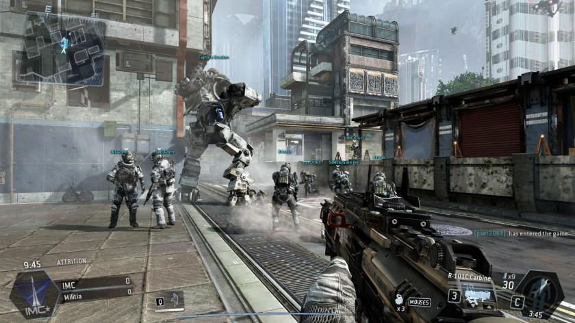 Titanfall gameplay (9)