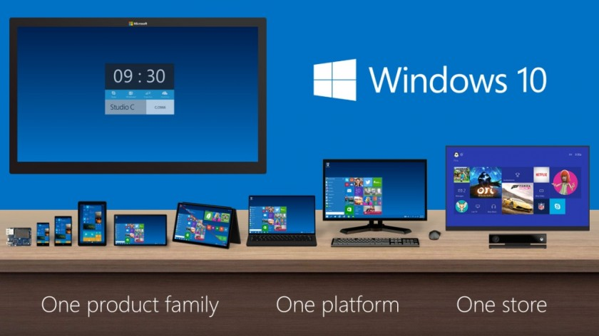 Windows 10 - One Operating System