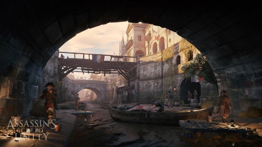 Assassins Creed Unity District Ile De La Cite