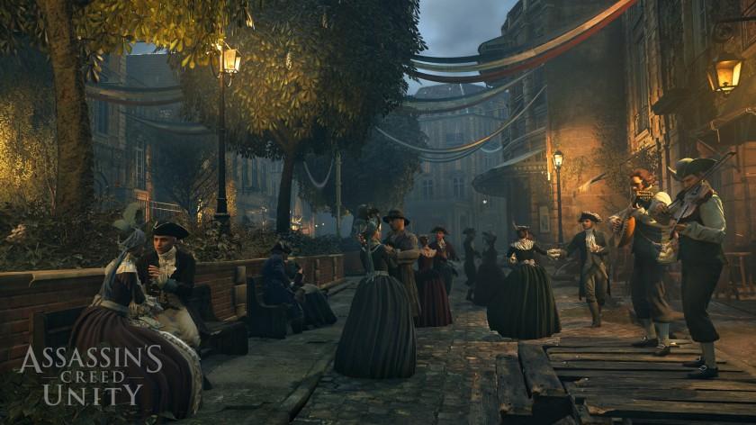 Assassins Creed Unity District Le Marais
