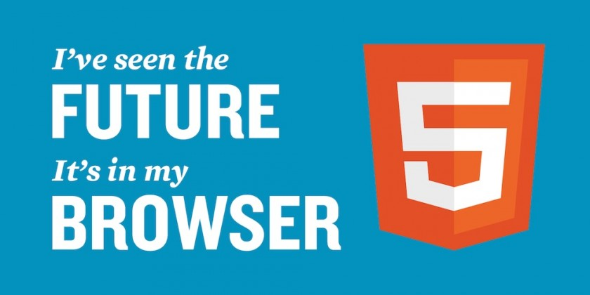 HTML 5 Standard Web