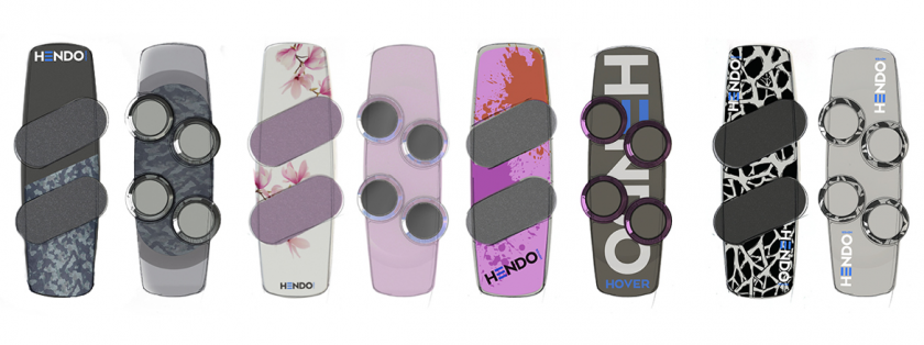 Hendo Hoverboard - Colors
