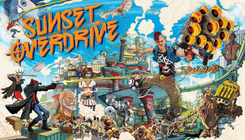 Sunset Overdrive - Xbox One 1