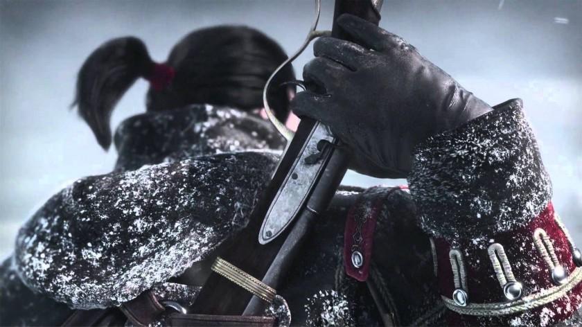 Assassin's Creed Rogue - Shay de dos