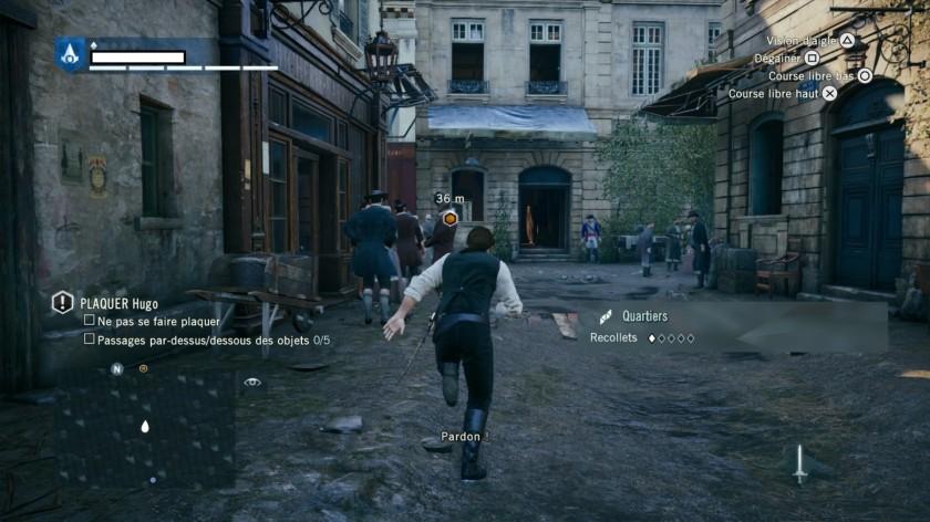 """Résultat de recherche d'images pour """"assassin's creed unity gameplay"""""""