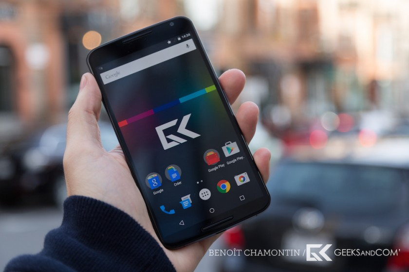 Google Nexus 6 (Motorola) - Test Geeks and Com -1